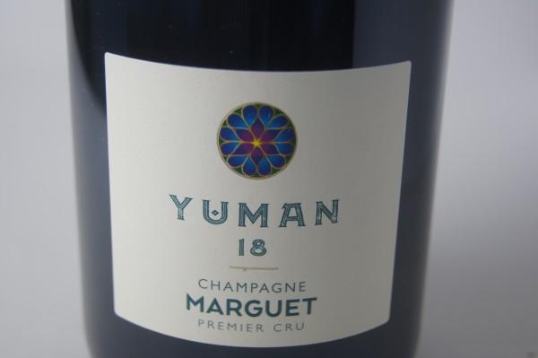 Champagne Yuman 18 Premier Cru Brut Nature, Benoit Marguet,