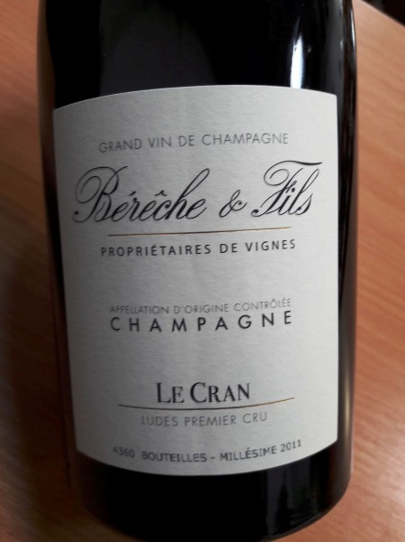 Champagner-Probe