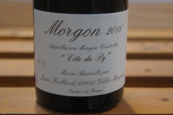 Magnum Morgon Côte du Py 2017
