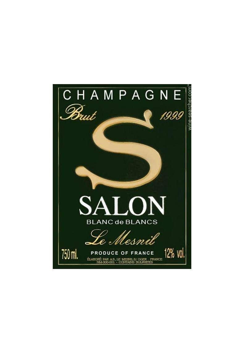 Champagne Salon Le Mesnil 2002