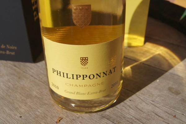 Champagne Philipponat Grand Blanc 2010 Extra Brut