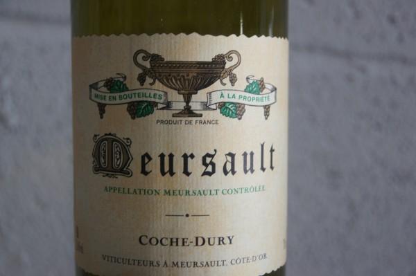Coche Dury Meursault 2018 1er cru Cote de Beaune