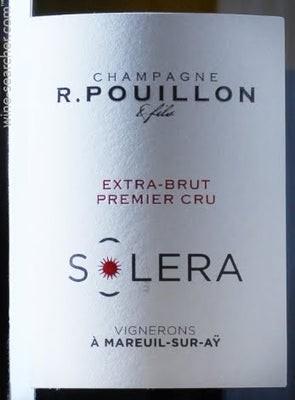 Champagne R. Pouillon et fils Extra Brut Solera
