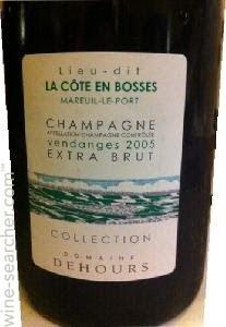 Dehours La Cote en Bosses 2011