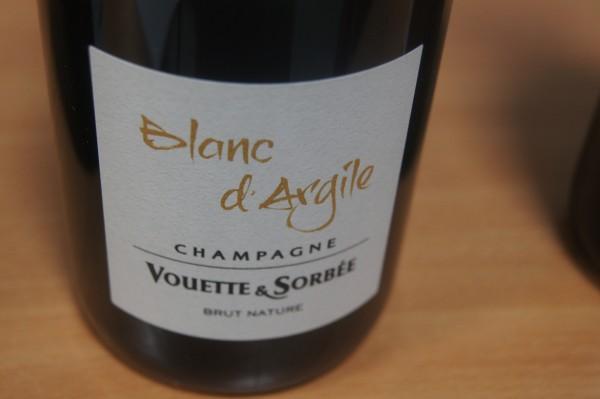 Champagne Blanc d'Argile