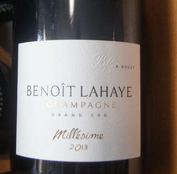 Champagne Millésime 2013 Grand Gru Extra Brut