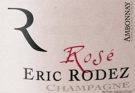 Rosé Brut Flaschengärung Eric Rodez