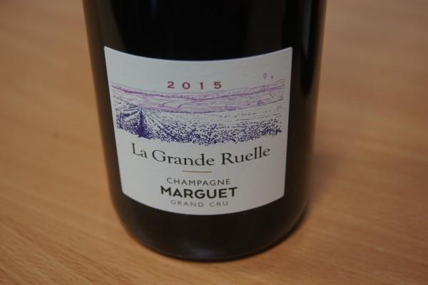 Champagne Marguet Grand Cru La Grande Ruelle Non Dose
