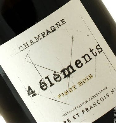 CHAMPAGNE HURE FRERES 4 ELEMENTS Pinot Noir