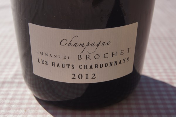 Champagner Hauts Chardonnay 2012