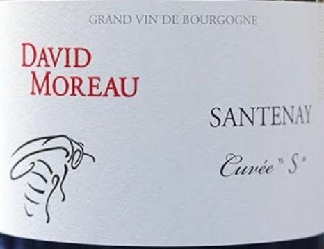Santenay « Cuvee S » 2018 Domaine David Motreau