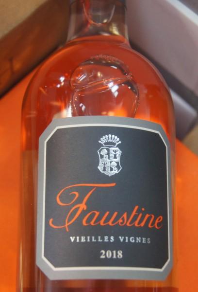 Faustine Vieilles Vignes 2018 Rosé