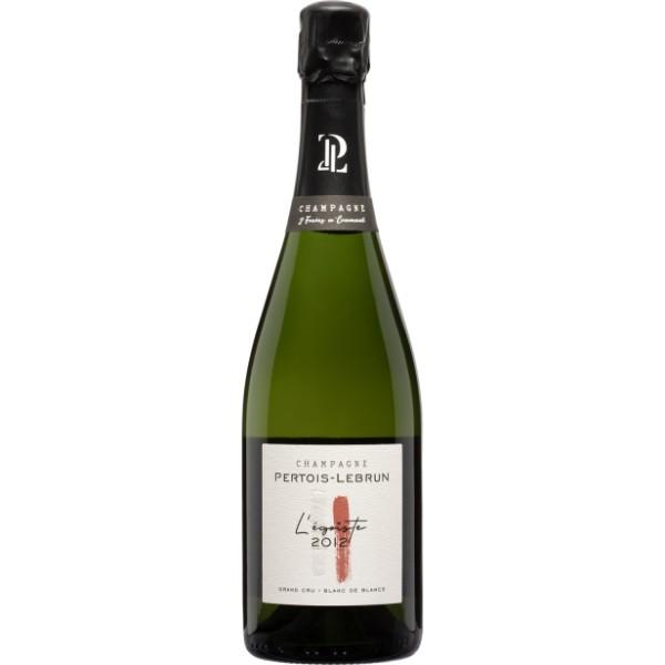 Pertois Lebrun Champagne - L'égoïste 2012 Blanc de Blanc