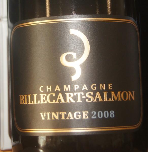 Champagne Billecart-Simon Millésime 2008 extra Brut