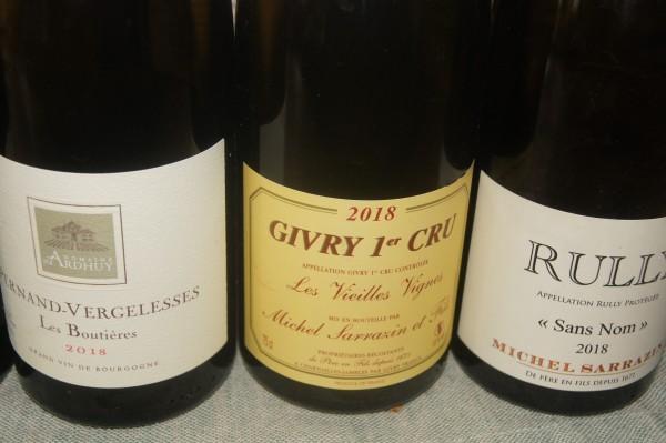 Givry 1er Cru Les Vieilles Vignes 2019 Michel Sarrazin