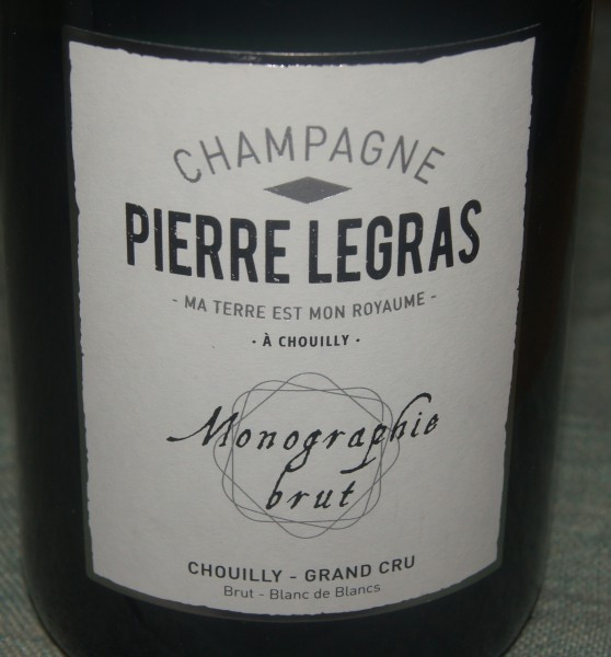 Champagner Monographie brut Chouilly Grand Cru